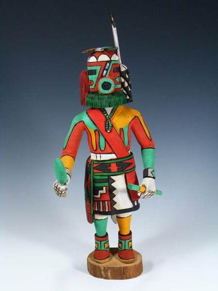 Hopi Mado Carved Pueblo Kachina Doll
