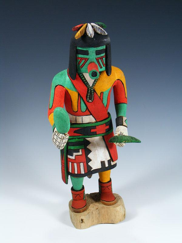 Hopi Podi Carved Pueblo Kachina Doll