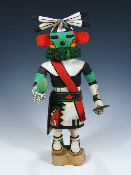 Hopi Harvester Carved Pueblo Kachina Doll