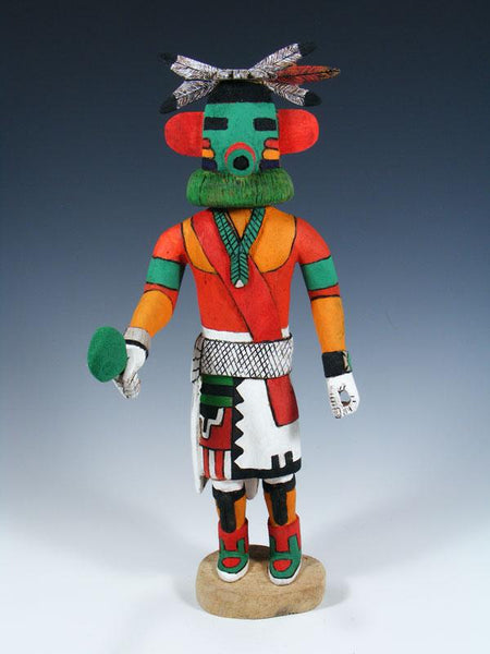 Hopi Hand Carved Harvester Kachina Doll