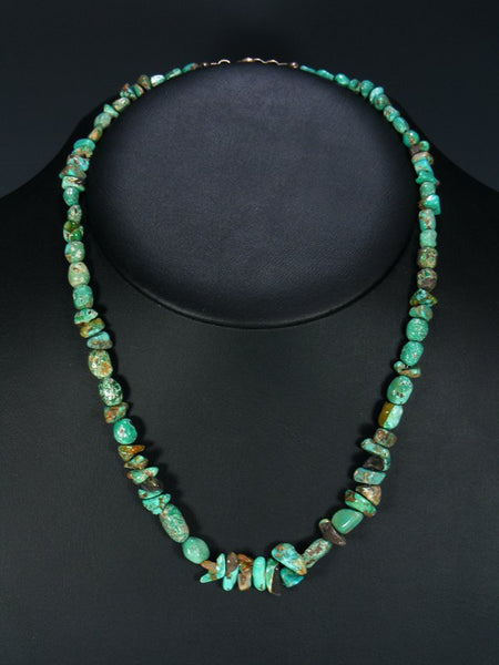 Native American Indian Jewelry Turquoise Necklace