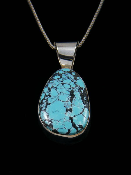 Native American Indian Jewelry Chinese Turquoise Pendant