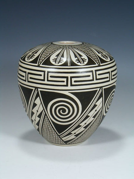 Traditional Hopi Hand Coiled Pottery