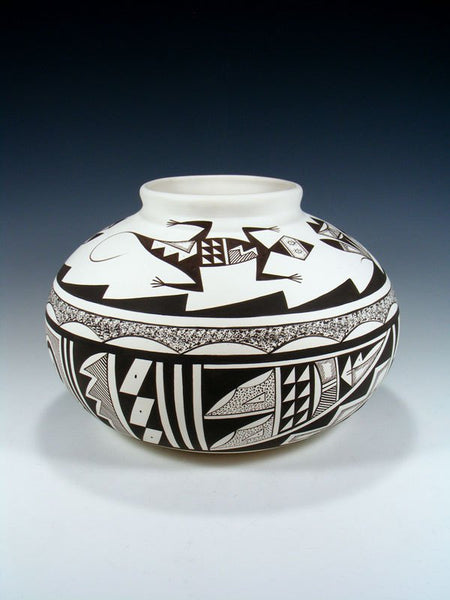 Acoma Pueblo Poured Pottery