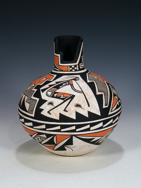 Hand Coiled Acoma Pueblo Pottery