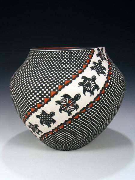 Acoma Pueblo Hand Made Pottery