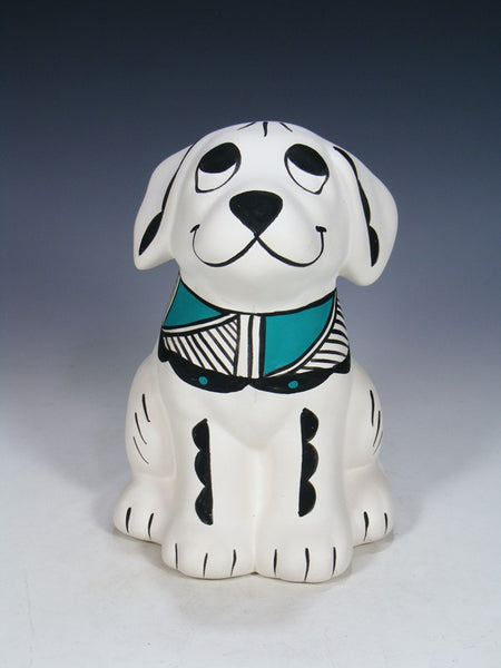 Acoma Pueblo Pottery Storyteller Male Dog