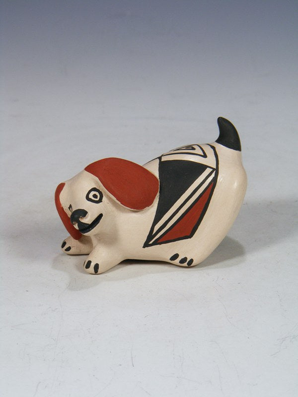 Mata Ortiz Hand Made Pottery Puppy