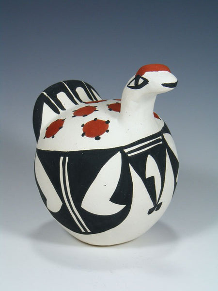 Acoma Pueblo Pottery Turkey Figurine