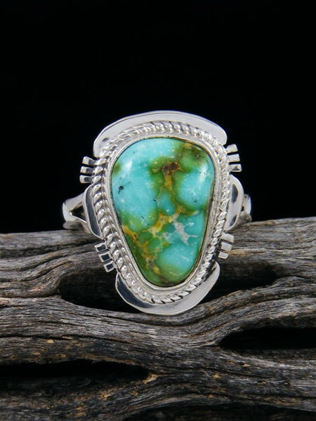 Sonoran Turquoise Ring, Size 7