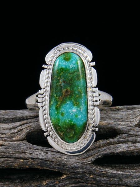 Sonoran Turquoise Ring, Size 9