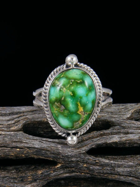 Sonoran Turquoise Ring, Size 9.5