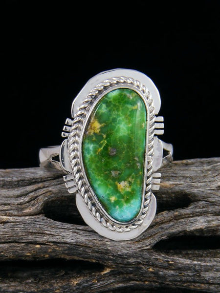 Sonoran Turquoise Ring, Size 8