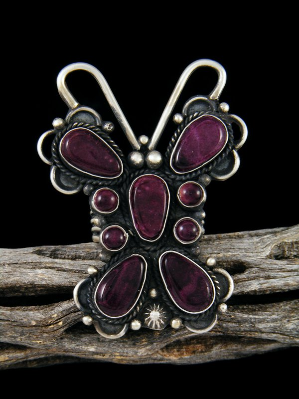 Butterfly Spiny Oyster Ring, Size 10