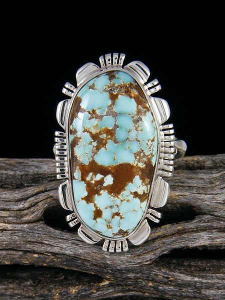 Dry Creek Turquoise Ring, Size 7 1/2