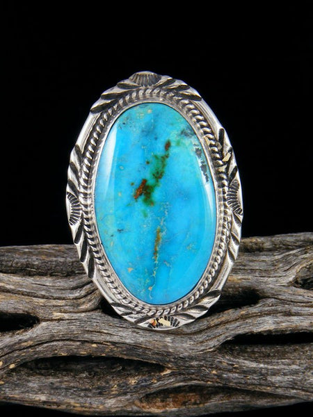 Turquoise Ring, Size 7 1/2