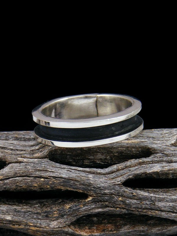 Native American Sterling Silver Ring, Multiple Sizes