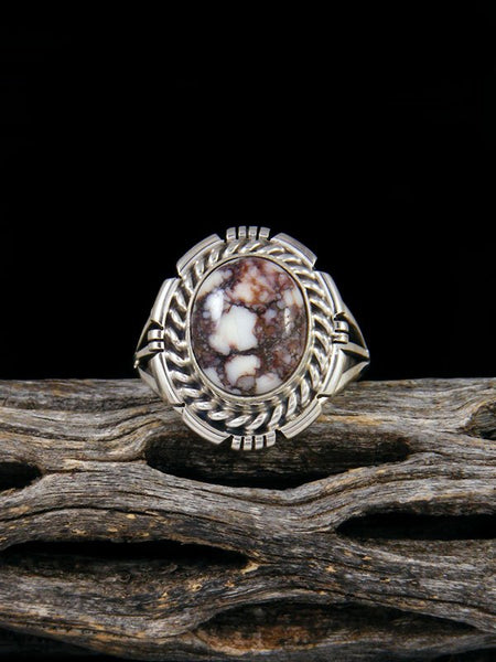 Wild Horse Ring, Size 8