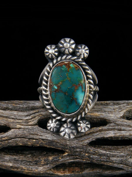 Turquoise Ring, Size 6 1/2