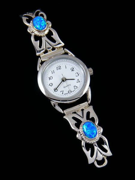 Native American Indian Opalite Ladies' Watch