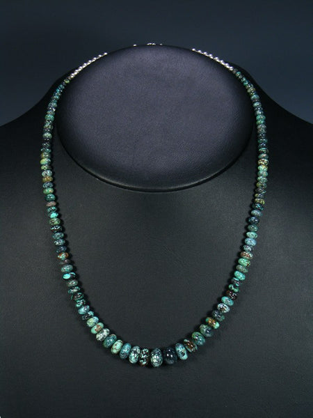 Native American Hubei Turquoise Necklace