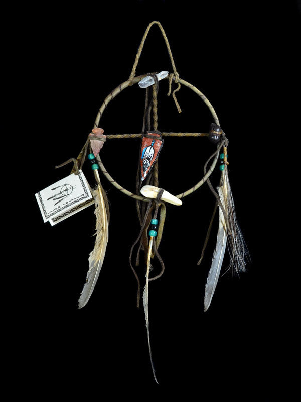 Arrowhead Medicine Wheel