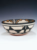 Santo Domingo Pueblo Pottery Bowl by Rose Pacheco - PuebloDirect.com - 2