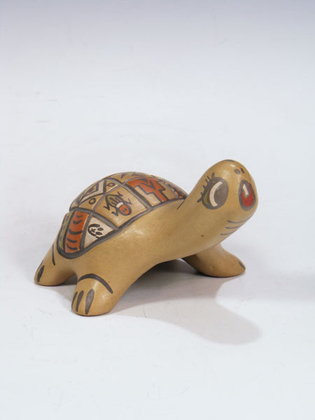 Santa Clara Pottery Turtle by Margaret Gutierrez - PuebloDirect.com - 1