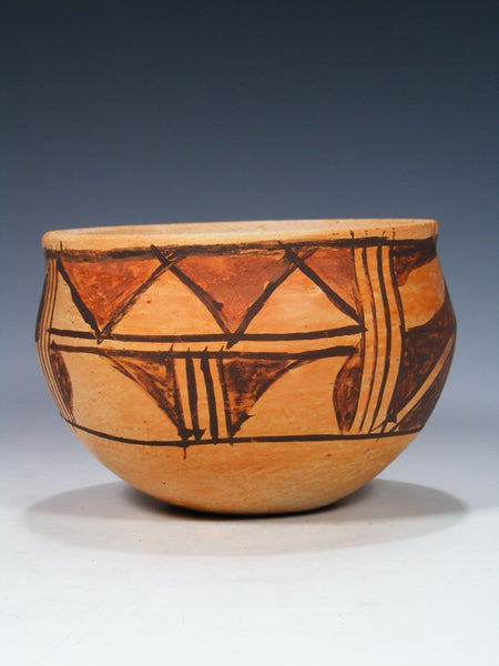 Vintage Hopi Hand Coiled Pottery