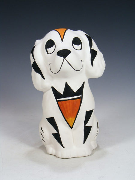 Acoma Pueblo Pottery Storyteller Puppy Dog
