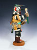 Hopi Ewiro Kachina Doll by Shirley Adams - PuebloDirect.com - 3