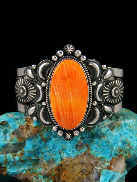 Native American Indian Jewelry Spiny Oyster Cuff Bracelet