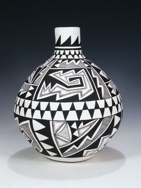 Hand Coiled Pottery by Westly Begaye - PuebloDirect.com - 1