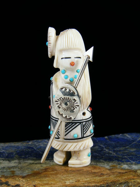 Antler Maiden Zuni Fetish
