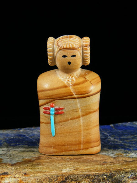 Picture Jasper Maiden Zuni Fetish