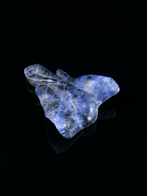 Sodalite Ray Zuni Fetish