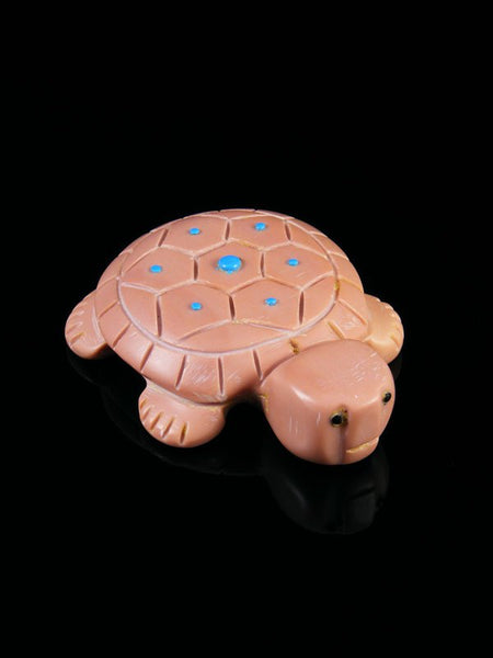 Dolomite Turtle Zuni Fetish