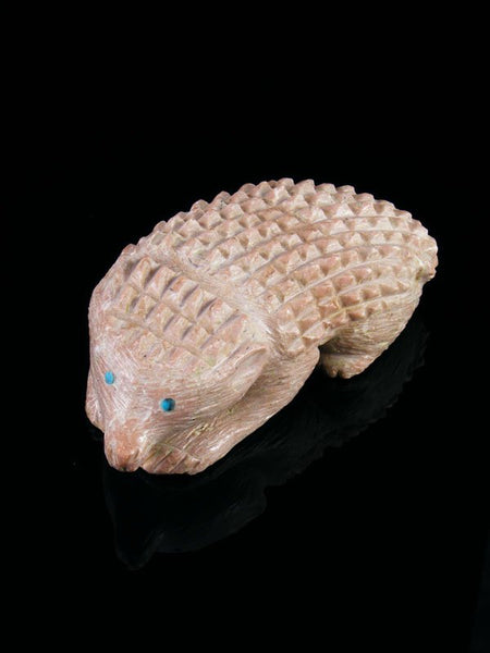 Picture Jasper Armadillo Zuni Fetish