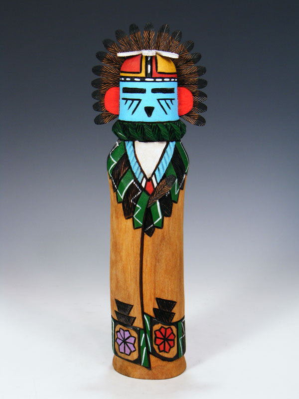 Hopi Silent Warrior Kachina Doll