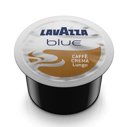 Lavazza Blue Caffe Crema Lungo 100x single shot capsules