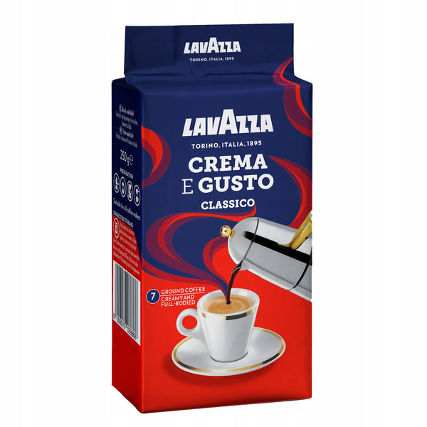 Lavazza Crema e Gusto Ground 250g