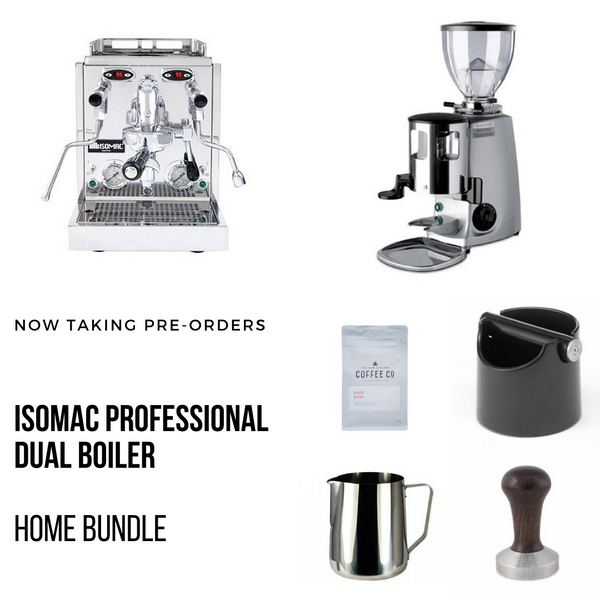 Home barista bundle