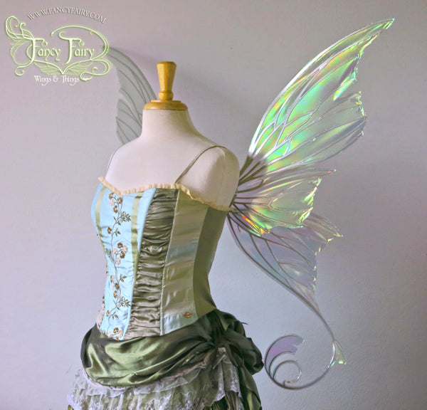 Made to Order Aphrodite Iridescent Fairy Wings in Your Colors