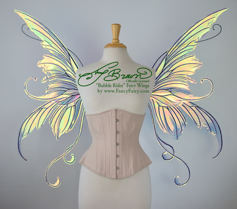 Made to Order Officially Licensed Amy Brown 'Bubble Rider' *Convertible* Fairy Wings