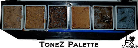 ToneZ (Skins) - HollywoodFX Makeup Palette