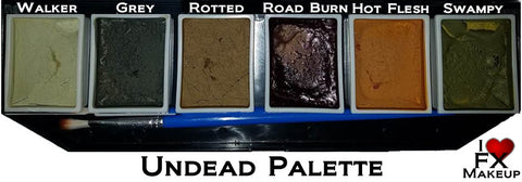 Undead - HollywoodFX Makeup Palette