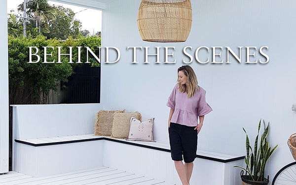 Behind the Scenes - The Palm Collection