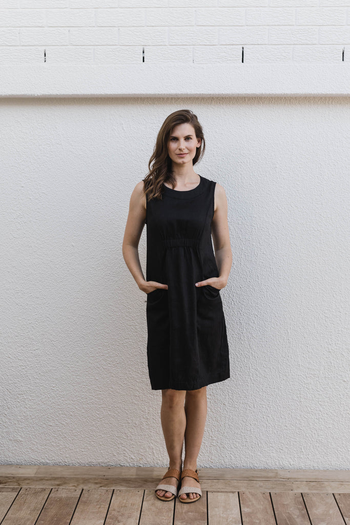 Lulu Dress Black