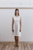 Lulu Dress Warm White
