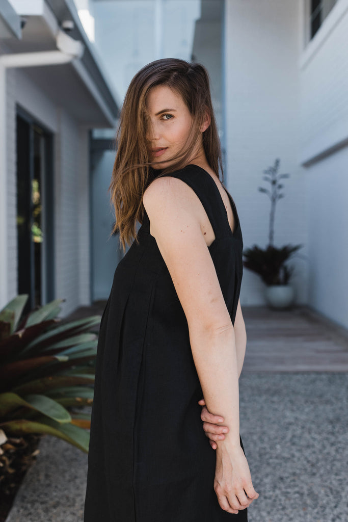 Sasha Dress Black